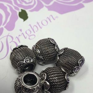 5 brighton beverly glam beads